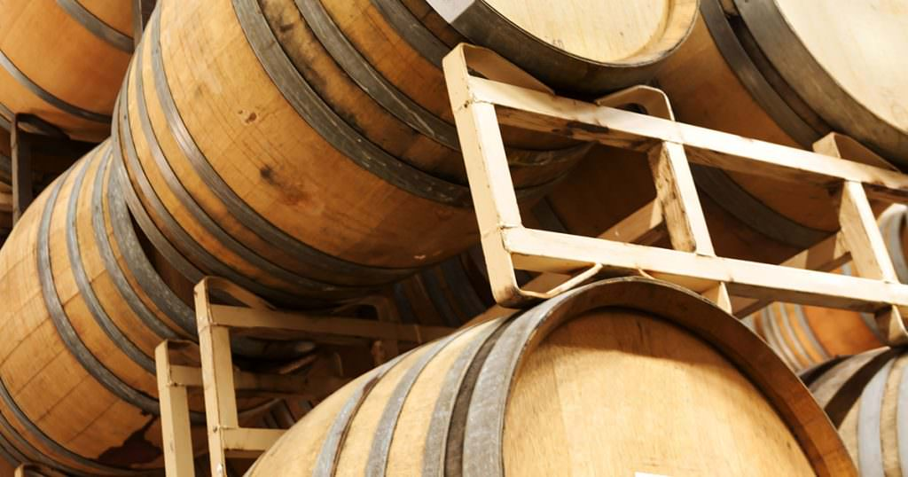 Used Wine and Whiskey Barrel Rack Shopping Guide
